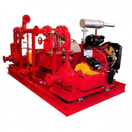 Sistema de combate a incêndio campinas