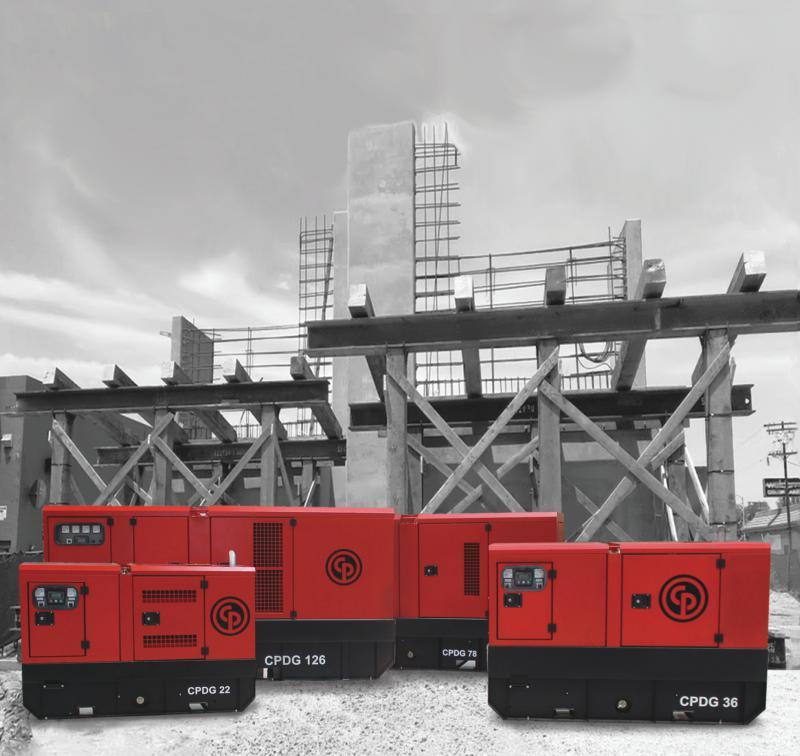 Geradores a diesel campinas