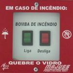 Sistema de alarme de incêndio campinas